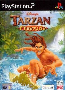 Tarzan Freeride (2001) PS2