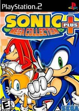 Sonic Mega Collection PLUS (2006) PS2