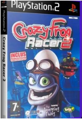 [PS2] Crazy Frog Racer 2 [Multi5]