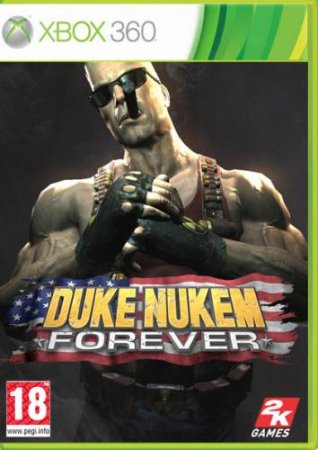 (Xbox 360) Duke Nukem Forever [2011, Action (Shooter) / 3D / 1st Person, английский] [Region Free]