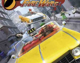 Crazy Taxi Fare Wars (2008) PSP
