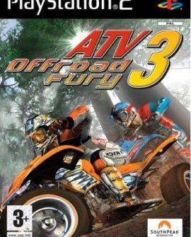 ATV Offroad Fury 3(2011)