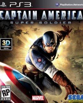 Captain America: Super Soldie