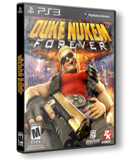 Duke Nukem Forever (2011) PS3