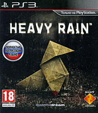 [PS3] Heavy Rain [FULL][RUSSOUND] (2010)