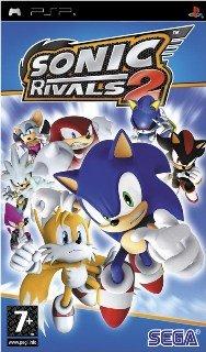 [PSP]Sonic Rivals 2 [FULL][CSO][RUS]