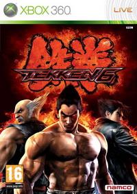 Tekken 6 [Dashboard 2.0.13599.0] (2009) XBOX360