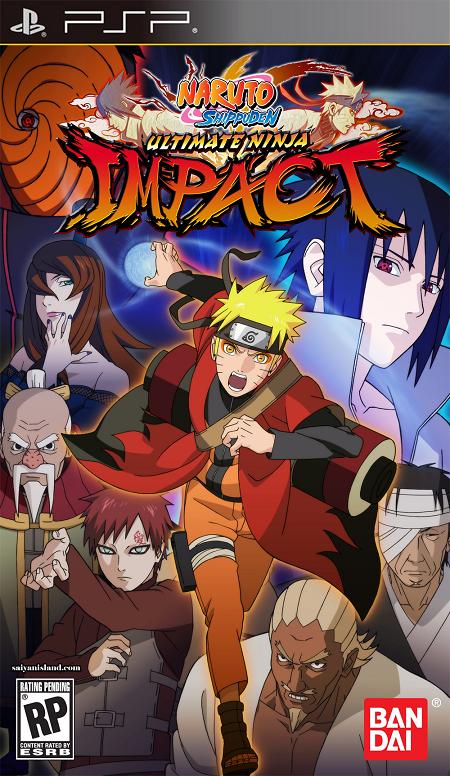 Naruto Shippuden: Ultimate Ninja Impact [DEMO]