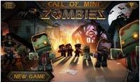Call of Mini: Zombies [iPad, iPhone, iPod Touch, ENG]