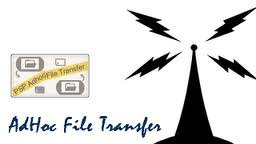 [PSP] Adhoc File Transfer v0.7