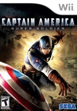 [Wii] Captain America: Super Soldier