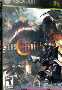 [XBOX360] Lost Planet 2 [2010/ENG]