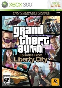 GTA: Episodes from Liberty City / Русская Версия (2009/XBOX360/Rus)