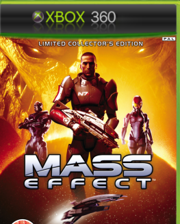 (Xbox 360) Mass Effect (2007) [RUS] [Region Free]