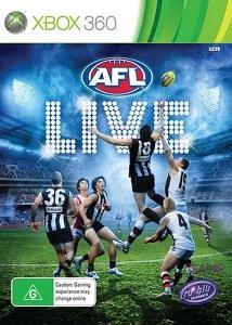 AFL Live XBOX360