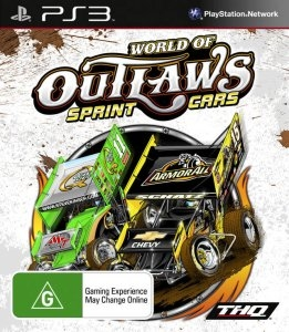 World of Outlaws Sprint Cars[ENG] PS3