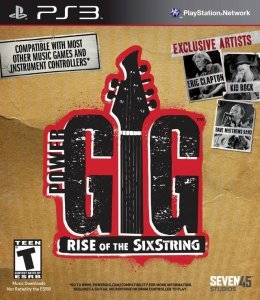 Power Gig: Rise of the SixString[ENG] PS3