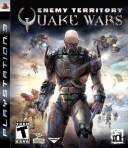 Enemy Territory: Quake Wars (2008) [FULL][ENG] PS3