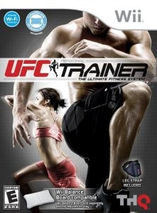 UFC Personal Trainer [ENG] [NTSC] [2011] WII