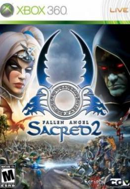 [XBOX360] Sacred 2: Fallen Angel [RUSSOUND] (2009)