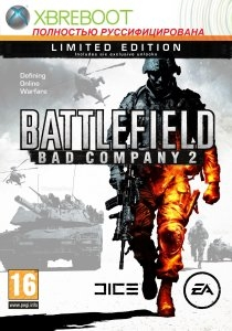 Battlefield Bad Company 2 RUSSOUND [XBR] XBOX360+длс