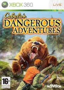 Cabela's Dangerous Adventures [PAL/ENG] XBOX360