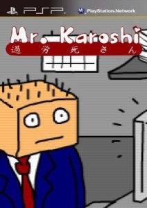 Mr.Karoshi [MINIS] [Patched] [FULL][ISO][ENG] PSP