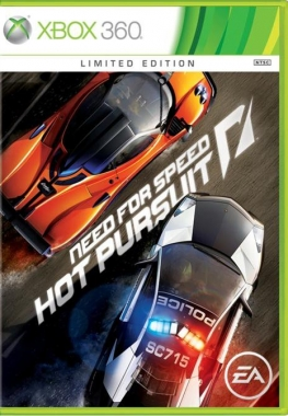 Need For Speed Hot Pursuit: Limited Edition (2010/RUS/PAL/RUSSOUND)