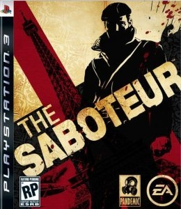 The Saboteur [RUS][ENG] PS3+дополнения
