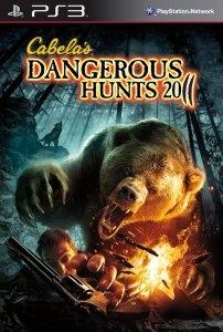 Cabelas Dangerous Hunts [FULL][ENG] PS3