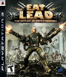 Eat Lead: The Return of Matt Hazard [FULL][ENG] PS3