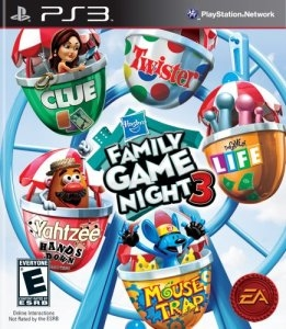 Hasbro Family Game Night 3 (2010) [ENG][FULL] PS3