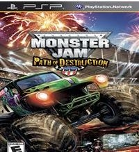 Monster Jam: Path of Destruction [2010, Гонки]