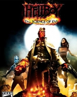 [PS3] Hellboy™: The Science of Evil (2008)