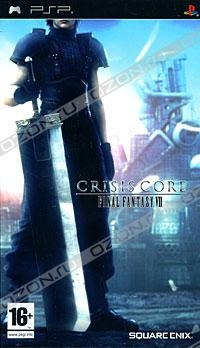 Final Fantasy VII: Crisis Core (2008) PSP