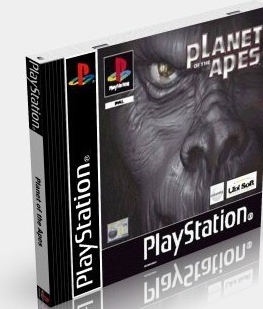 [PSX-PSP] Planet of the Apes