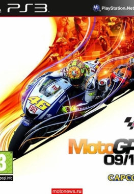 MotoGP 09/10 [Multi6] [PAL] (2010)
