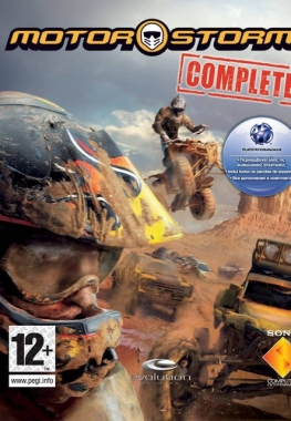 GOD MotorStorm Complete(ps3)