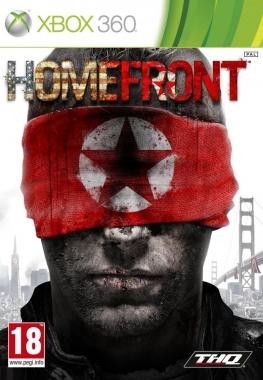 GOd Homefront(Xbox 360)