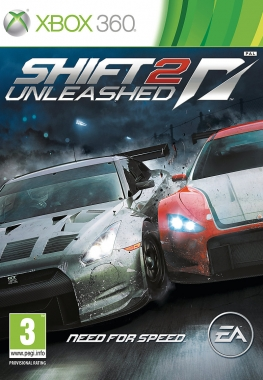 GOD Need For Speed – Shift 2: Unleashed(Xbox 360)