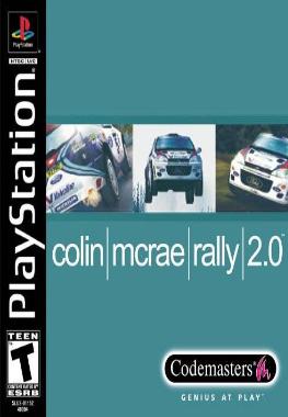 [PS] Colin McRae Rally 2.0 [Rus+Eng]