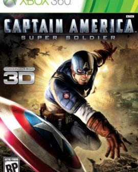 Captain America: Super Soldier [Region Free] [2011 / Русский]