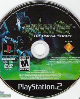 Syphon Filter The Omega Strain [ru+en]
