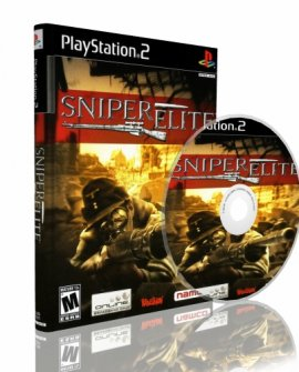 [PS2]Sniper Elite: Berlin 1945[RUS/ENG][NTSC](2005)
