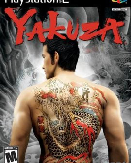 [PS2] Yakuza [ENG] [NTSC] (2006)