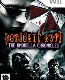 [Wi] Resident Evil - Archives [PAL][ENG]