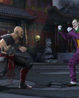 [XBOX360] Mortal Kombat vs DC Universe (2008) [Region Free][RUS]