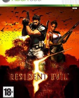 [XBOX360] Resident Evil 5 (2009) [Region Free][RUSSOUND]