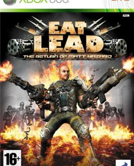 [XBOX360] Eat Lead (2009)[Region Free][RUS]