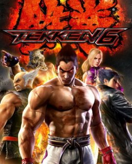 [PSP] Tekken 6 [Patched] [Full][ISO][Multi12][RUS][L][US] [GS]